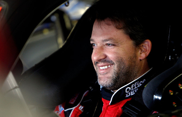 Tony stewart tony stewart driver of the 14 office depot old spice