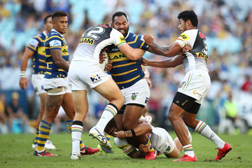 Tony Williams NRL Rd 5 - Eels v Panthers