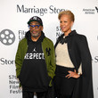 Tonya Lewis Lee 57th New York Film Festival - 'Marriage Story' Arrivals