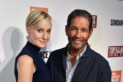 """Hilary Quinlan and Bryant Gumbel attend """"Top Of The Lake China Girl"""" Premiere at Walter Reade Theater on September 7, 2017 in New York City."""