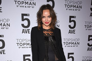 Kelly Framel attends the Topshop Topman New York City flagship opening dinner at Grand Central Terminal on November 4, 2014 in New York City.