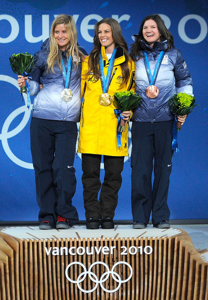 Vancouver Medal Ceremony - Day 8