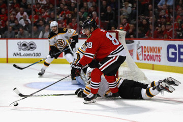 Torey Krug Boston Bruins v Chicago Blackhawks