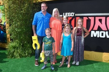 Tori Spelling Premiere of Warner Bros. Pictures' 'The LEGO Ninjago Movie' - Arrivals