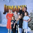 """Tori Spelling Premiere Of Sony Pictures' """"Jumanji: The Next Level"""" - Arrivals"""