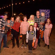 Tori Spelling Nights of the Jack Friends & Family Night 2019