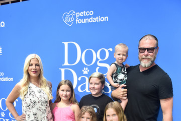 Tori Spelling Premiere Of LD Entertainment's 'Dog Days' - Red Carpet
