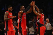 Patrick Patterson and Kyle Lowry Photos Photo