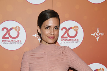 Torrey Devitto Mohegan Sun's 20th Anniversary Ballroom Red Carpet After Party
