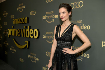 Torrey Devitto Amazon Prime Video's Golden Globe Awards After Party - Red Carpet