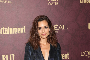 Torrey Devitto FIJI Water At Entertainment Weekly Pre-Emmy Party