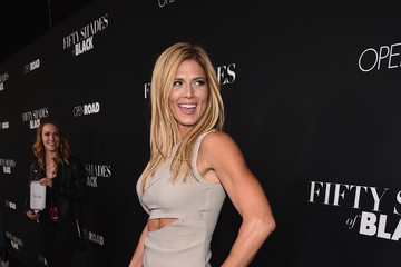 Torrie Wilson Premiere of Open Roads Films' 'Fifty Shades of Black' - Red Carpet