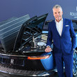Torsten Muller Otvos Torsten Muller-Otvos unveils the new coachbuilt Rolls-Royce Boat Tail