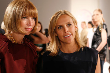 Anna Wintour Tory Burch Tory Burch - Front Row - Spring 2010 MBFW