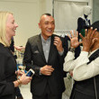 Joe Zee and June Ambrose