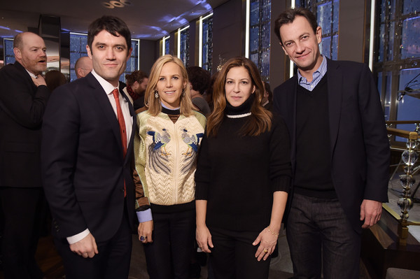 7a21a15cfb3 Tory Burch and Pierre-Yves Roussel Photos»Photostream · Pictures · The New  York Times Magazine Relaunch Event