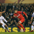 Aaron Lennon Scott Parker Photos