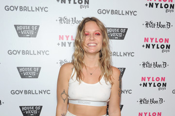 Tove Lo NYLON + NYLON Guys Celebrate the Music Issue at House of Vans Brooklyn