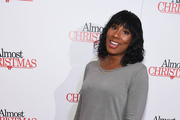 Towanda Braxton 'Almost Christmas' Atlanta Red Carpet Screening With Cast and Filmmakers