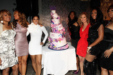 "Towanda Braxton WE tv Celebrates The New Series ""Braxton Family Values"" - Inside"