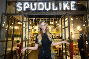 Towie Cast Celebrate Spudulike Opening At Lakeside