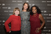(L-R) Nancy Brown, Christy Turlington Burns, and Star Jones attend Town & Country Third Annual Philanthropy Series: Dallas at Hotel Crescent Court on October 29, 2019 in Dallas, Texas.