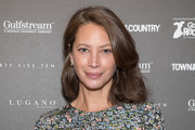 Christy Turlington Burns attends Town & Country Third Annual Philanthropy Series: Dallas at Hotel Crescent Court on October 29, 2019 in Dallas, Texas.