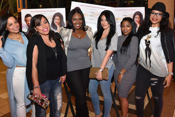 Toya Wright 'The Perfect Match' - Atlanta Advance Screening with Local Influencers