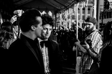Tré Cool 30th Annual Rock And Roll Hall Of Fame Induction Ceremony - Alternative Views