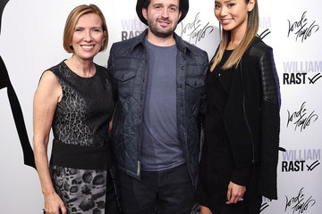 Trace Ayala William Rast Celebrates US Debut