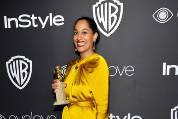 Tracee Ellis Ross The 2017 InStyle and Warner Bros. 73rd Annual Golden Globe Awards Post-Party - Red Carpet