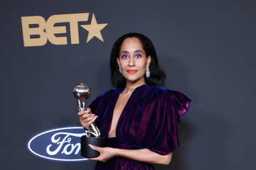 Tracee Ellis Ross BET Presents The 51st NAACP Image Awards - Press Room