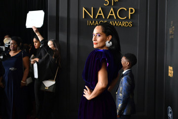 Tracee Ellis Ross BET Presents The 51st NAACP Image Awards - Red Carpet