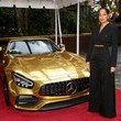 Tracee Ellis Ross Mercedes-Benz Academy Awards Viewing Party At The Four Seasons Los Angeles At Beverly Hills