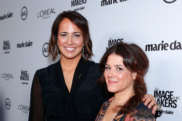 Tracey Cunningham Anne Fulenwider Marie Claire Hosts Inaugural Image Maker Awards - Red Carpet
