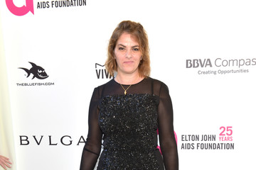 Tracey Emin 26th Annual Elton John AIDS Foundation's Academy Awards Viewing Party - Arrivals