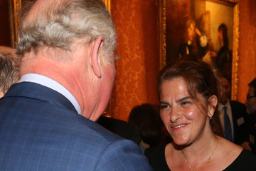 Tracey Emin The Prince Of Wales Hosts Cypriot Diaspora Reception