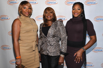 Traci Braxton Lupus LA 10th Anniversary Hollywood Bag Ladies Luncheon