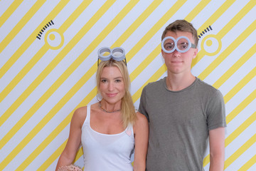 Tracy Anderson Gwyneth Paltrow and Goop Host a Screening of 'Despicable Me 3'