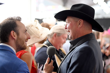 Tracy Lawrence Kentucky Derby 145 - Red Carpet