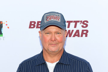 Tracy Lawrence 'Bennett's War' Red Carpet Screening With Trace Adkins In Nashville, TN