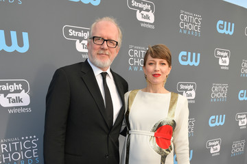 Tracy Letts The 23rd Annual Critics' Choice Awards - Red Carpet