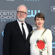 Tracy Letts The 23rd Annual Critics' Choice Awards - Arrivals