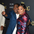"Tracy Morgan Premiere Of Disney's ""The Lion King"" - Red Carpet"