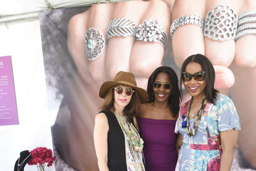 Tracy Reese PANDORA Jewelry Experience Inspires Festival Fashion Insiders With Runway Shows, Exclusive Brand Activations - Day 2