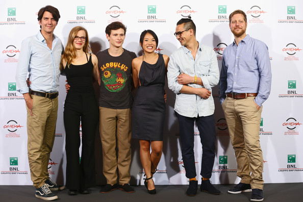 'We Are Young' Photo Call in Rome