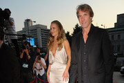 Michael Bay Rosie Huntington-Whiteley Photos Photo