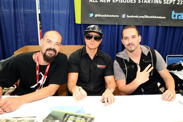 "Zak Bagans Travel Channel's ""Ghost Adventures"" Autograph Signing - Comic-Con 2011"