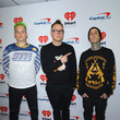 Travis Barker iHeartRadio ALTer EGO Presented by Capital One - Arrivals