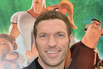 "Travis Knight Premiere Of Focus Features' ""ParaNorman"" - Red Carpet"